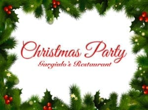 Enjoy Gargiulo's Christmas Party!