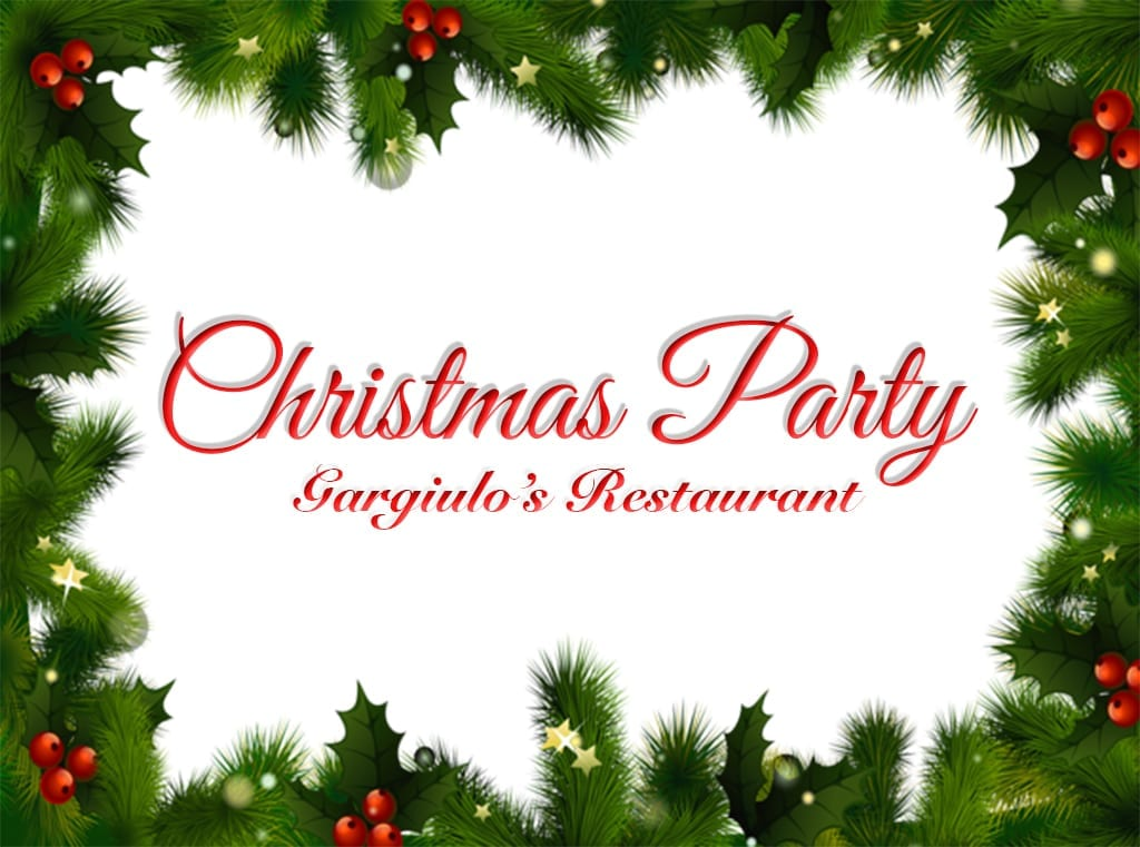 Enjoy Gargiulo's Christmas Party!
