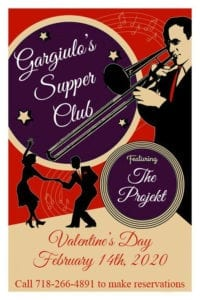 Valentine's Supper Club