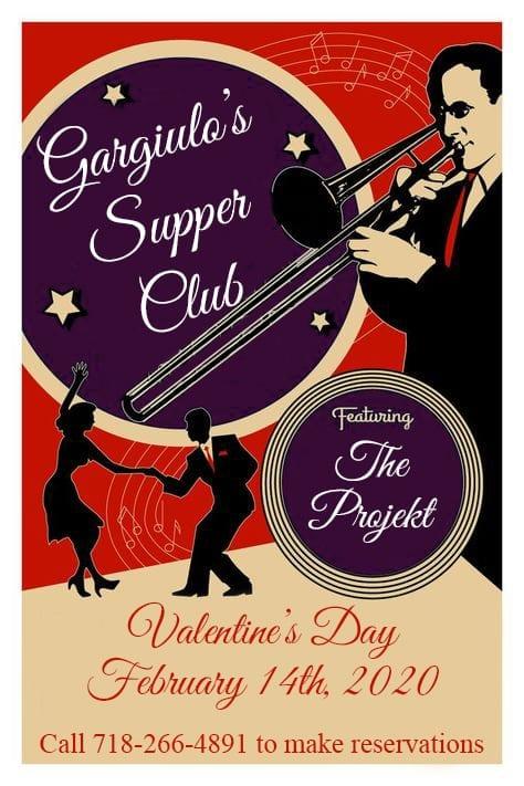 Valentine's Supper Club